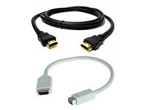 PTC Mini-DVI to HDMI Adapter with 6ft HDMI Cable for Macintosh