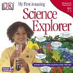 High Quality New Dk Multimedia My First Amazing Science Explorer Kids Math Science Pc Software Windows Macintosh