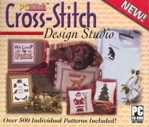 Cross Stitch Design Studio (Jewel Case)