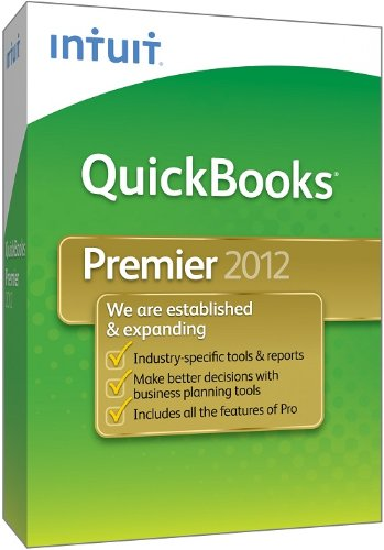 QuickBooks Premier 2012 [OLD VERSION]
