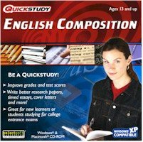 New Speedstudy English Composition Kids Reading Writing Improvement Pc Software Windows Macintosh