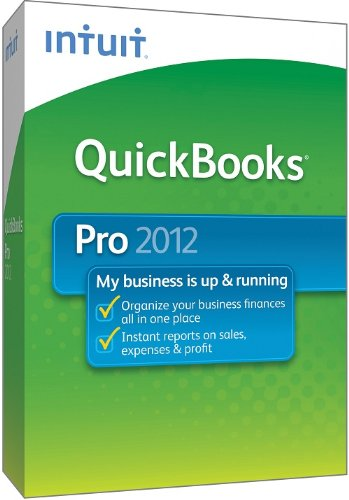 QuickBooks Pro 2012 [OLD VERSION]