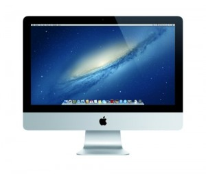 Apple iMac MD093LL/A 21.5-Inch Desktop (NEWEST VERSION)
