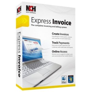NCH Software Express Invoice. EXPRESS INVOICE WIN MAC INVOICES QUOTES ORDERS PAYMENTS. Management - CD-ROM - PC, Mac - Spanish, English