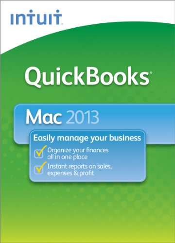 QuickBooks for Mac 2013 [Download]