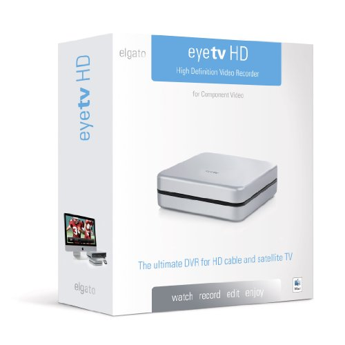 Elgato EyeTV HD DVR for HD Cable and Satellite TV for Macintosh (10021040)