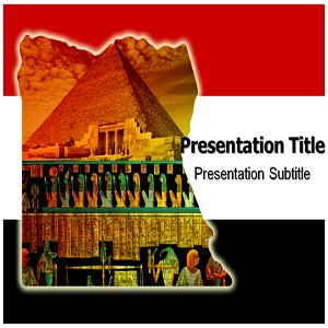 Egypt Powerpoint Templates - Egypt Powerpoint Background - Egypt Powerpoint PPT Template