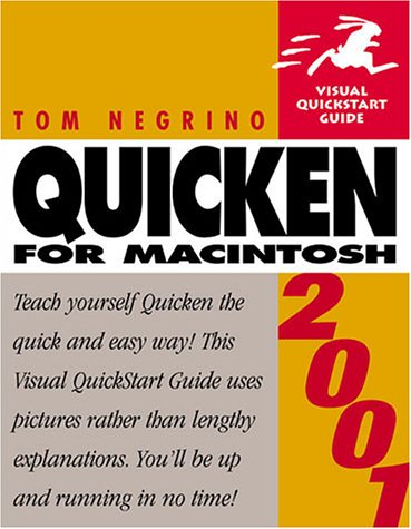 Quicken 2001 for Macintosh (Visual QuickStart Guide)