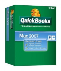 QuickBooks Pro 2007 for Mac (Mac) [OLD VERSION]