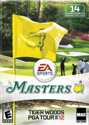 Tiger Woods PGA TOUR 12: The Masters [Mac Download]