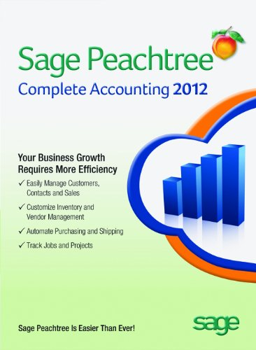Sage Peachtree Complete Accounting 2012  [Download]