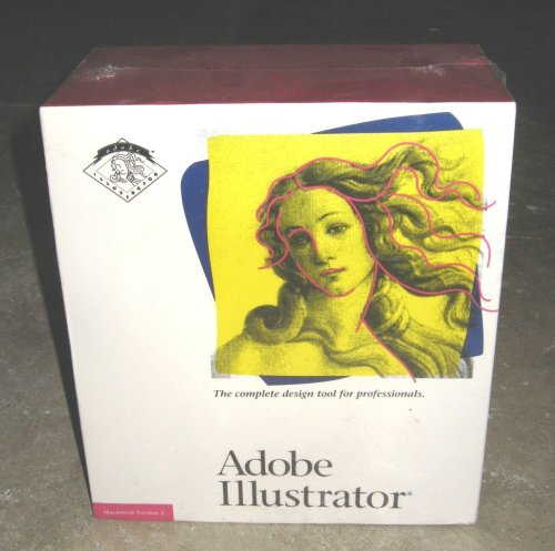 Adobe Illustrator Macintosh Version 3