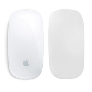 Cosmos ® Clear color silicone soft skin protector cover for MAC Apple Magic Mouse with Cosmos Fastening Strap