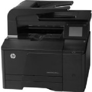 Hewlett Packard CF145A#BGJ LaserJet PRO 200 Color MFP M276NW Wireless Color Printer with Scanner, Copier and Fax