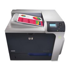 HP LaserJet Enterprise CP4525N Printer - Color - 1200 x 1200 dpi - USB - Gigabit Ethernet - PC, Mac, SPARC