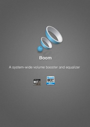 Boom Volume Booster for Mac [Download]