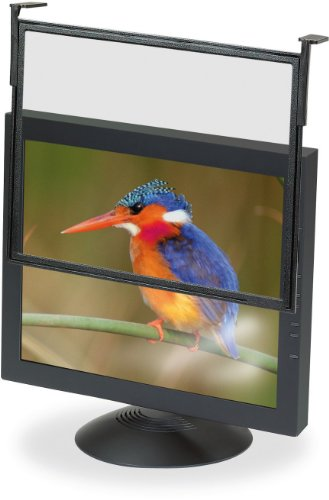 "3M Putty Color Framed Anti-Glare Filter for Standard LCD/CRT Desktop Monitor fits 19"" - 20"" LCDs and 19"" - 21"" CRTs"