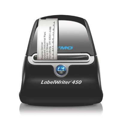 Dymo Label Printer,(1752264), USB, PC/MAC, Printer and Software, 51 Labels Per Minute