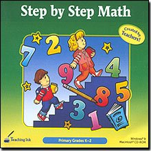 Step by Step Math - Primary Grades K-2