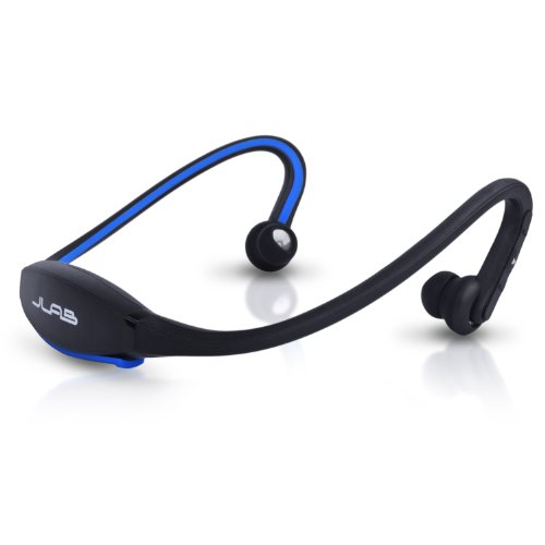 JLAB GOBT-BLU-BOX Go Wireless Bluetooth Headphones Blue