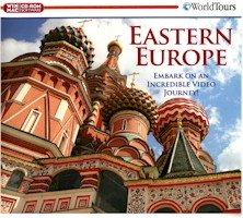 New Selectsoft Publishing Worldtours - Eastern Europe Compatible With Windows & Macintosh