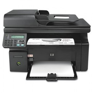 HEWLETT-PACKARD Laserjet Pro M1212NF Multifunction Laser Printer W/ Copy/Fax/Print/Scan