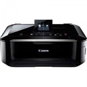Canon PIXMA MG5320 Wireless Inkjet Photo All-in-One Printer (5291B019)