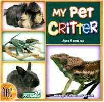 New Arc Media My Pet Critter Compatible With Windows & Macintosh