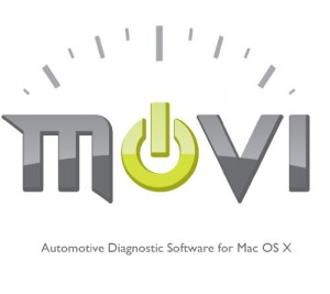 Yhasi OBD II USB Interface with Movi v.1.2 Automotive Diagnostic Software for Mac OS X