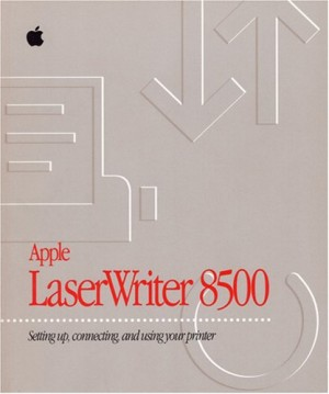 Apple LaserWriter 8500 User Manual