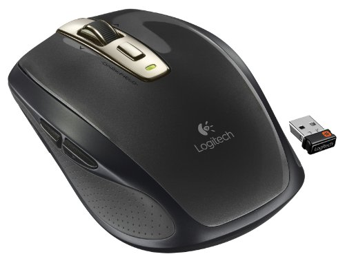 Logitech Wireless Anywhere Mouse MX for PC and Mac (910-002896)