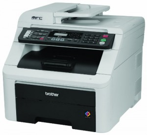 Brother MFC-9125cn Digital Color All-in-One with Fax and Networking