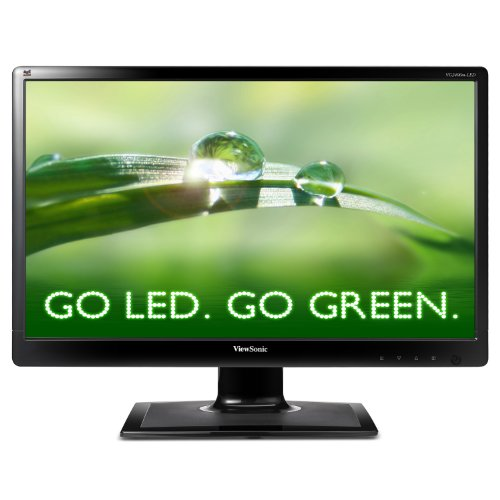 ViewSonic VA2406M-LED 24-Inch Screen LED-Lit Monitor