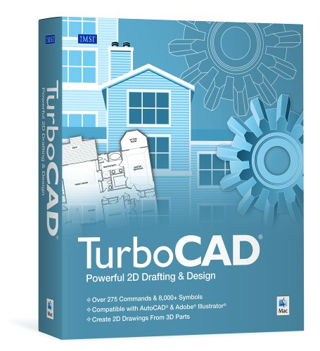 IMSI TurboCAD 2D for Mac [Old Version]