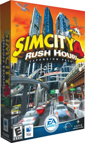 Sim City 4: Rush Hour Expansion Pack