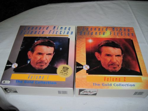 Leonard Nimoy Science Fiction Vol.1 - The Gold Collection