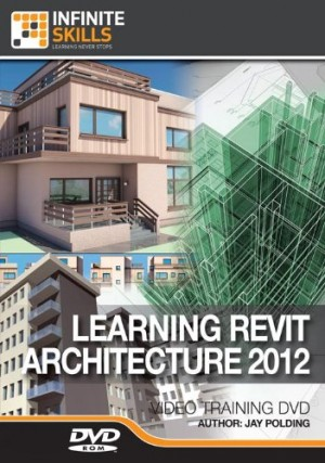 Learning Revit Architecture 2012 Training Video for Mac [Download]