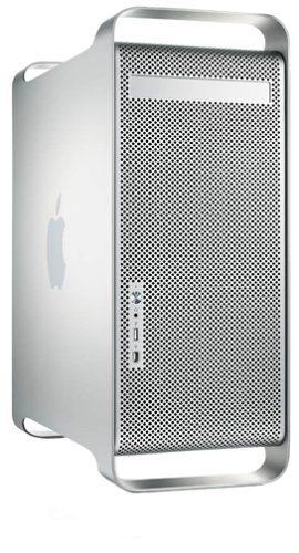 Apple Power Mac G5 Desktop M9032LL/A (Dual 2.0-GHz PowerPC G5, 512 MB RAM, 160 GB Hard Drive, DVD-R/CD-RW Drive)