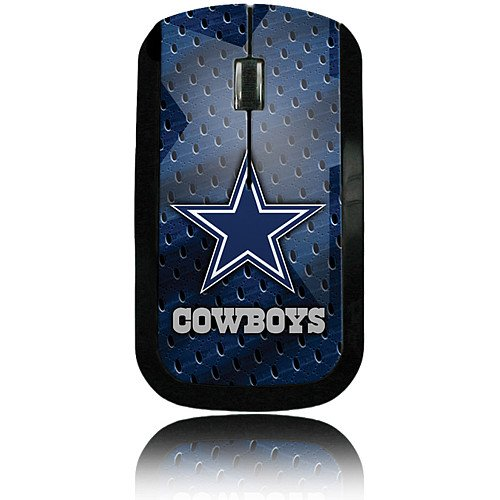 NFL Dallas Cowboys Team Promark Wireless Mouse