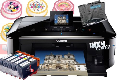 Wireless All in One Canon Edible Images Printer Kit C3
