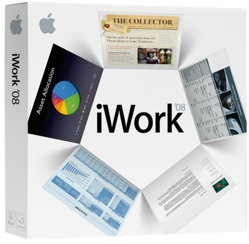 Apple iWork '08 Family Pack [OLD VERSION]