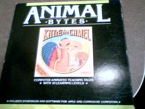 1984 MCMLXXXIV Ideals Publishing Corporation Katie The Camel Teaching Tales Storybook & Floppy Disk Software Game (For Macintosh Apple II Series & Compatibles, & Commodore 64 & Commodore 128)