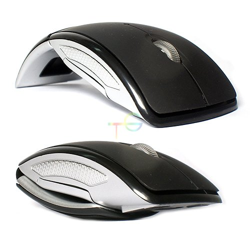 S9Q 2.4G USB Wireless Cordless Optical Mouse For Computer Laptop Mac
