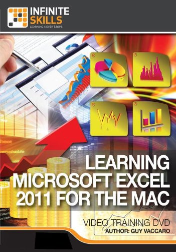 Learning Microsoft Excel 2011 For Mac [Download]
