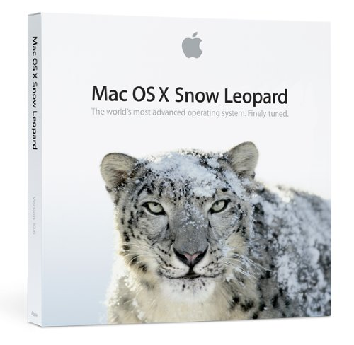 Mac OS X Snow Leopard Family Pack (5-User)