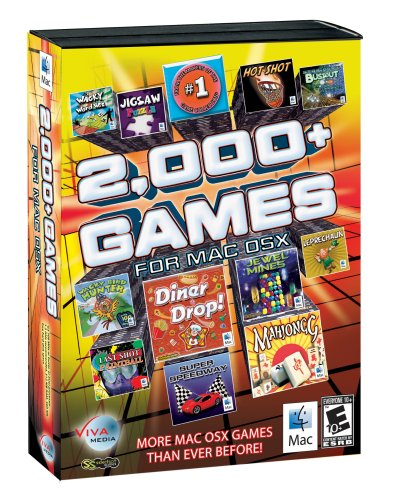 2000 Games for Mac OSX